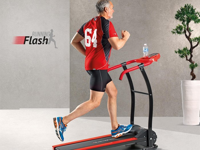 Cinta de Correr Running Flash